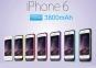 Кейс Зарядка External Juice Pack Plus Для Iphone 6 / 6S Черный (3800Mah) 4
