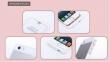 Kalaixing Qi Чехол Ресивер Индуктивный Для Iphone 5/5S 8