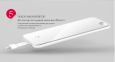 Чехол С Батареей Iphone 5/5S, Magnetic-Белый 2