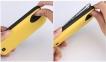 Чехол С Аккумулятором Для Iphone X/ Iphone 10 (Yellow) - 5000 Mah - Audio 3