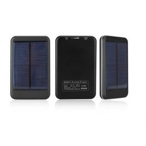 Power Bank 5000Mah Солнечная Зарядка Для Телефона