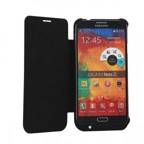 Чехол С Дополнительным Аккумулятором Для Samsung Galaxy Note 3 (3800 Мач) Flip