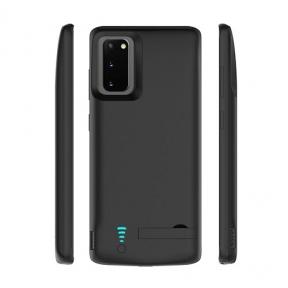 Чехол аккумулятор для Samsung Galaxy S20 black
