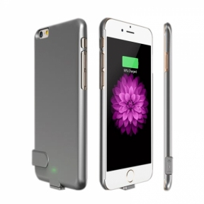 Чехол Power Bank Для Iphone 6/6S 1500Mah Супер Тонкий