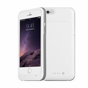 Чехол Батарея External Juice Pack Для Iphone 6 Белый (3800Mah)