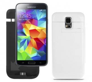 Накладка С Батареей 3500 Мач Для Samsung Galaxy S5