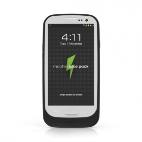 Mophie Juice Pack Чехол С Дополнительной Батареей Для Samsung Galaxy S Iii