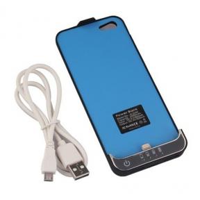 Чехол-Аккумулятор Для Iphone 5\5S (Черный) 2200 Мач
