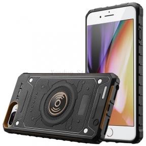 Чехол-батарея с беспроводной зарядкой для iPhone 8/7/6/6s - 3100mAh (Wireless) Ударопрочный