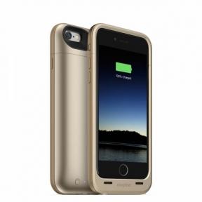 Чехол Зарядка Mophie Juice Pack Air Золотой Для Iphone 6 (2750Mah)