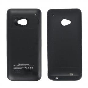 Чехол С Аккумулятором Для Htc One M7 801E (3200 Мач)