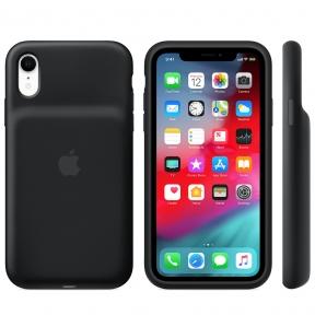 Чехол-аккумулятор Apple Smart Battery Case Black для iPhone XR