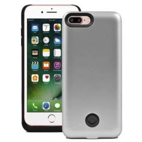 Чехол Аккумулятор Iphone 8 Plus 9000 Мач - Power Pack (Gray)