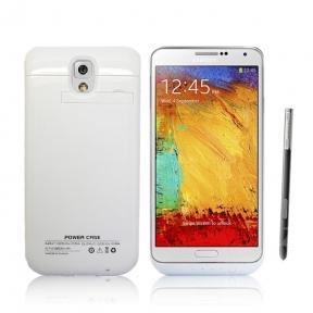 Чехол Со Встроенной Батареей Для Samsung Galaxy Note 3 (3800 Мач)