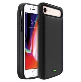 Чехол аккумулятор для iPhone 6/6S/7/8 audio - 5500 mah Black