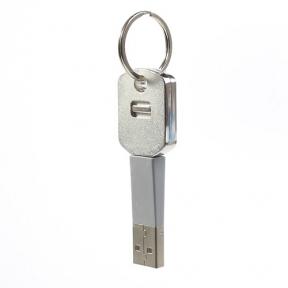 Зарядное – Ключ С Usb Кабелем Для Iphone 5S