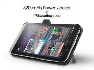 Чехол С Зарядкой Для Blackberry Z30 (3200 Мач)