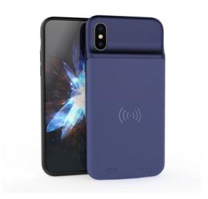Lux Battery Case Wireless - Чехол Для iPhone X 3600 Mah с беспроводной зарядкой Blue