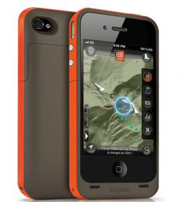 Mophie Juice Pack Plus Outdoor Edition Чехол Аккумулятор Для Iphone 4/4S