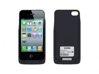 Чехол - Ресивер Индуктивный Qi Для Iphone 4/4S