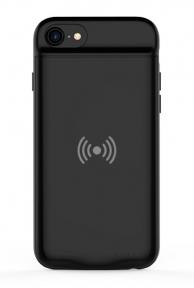 Чехол батарея для iPhone 6/6S/7/8 с беспроводной зарядкой Qi Wireless