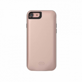 Чехол Зарядное для iPhone 7 Plus - 7500 Mah Battery Case (Gold Pink)