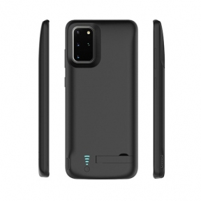 Чехол аккумулятор для Samsung Galaxy S20 Plus black