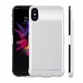 Чехол Аккумулятор Iphone 10/ Iphone X White