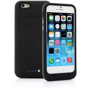 Чехол зарядка для iPhone 6/6S  3200 mah