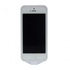 Чехол Зарядное Iphone 5/5S. X8-White