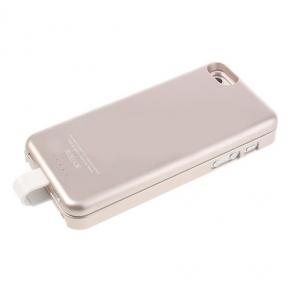 Чехол С Аккумулятором Для Iphone 5/5S 2800Mah Magnetic Battery Case Gold