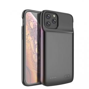 Чехол акумулятор для iPhone 11 Pro 3500 mAh black