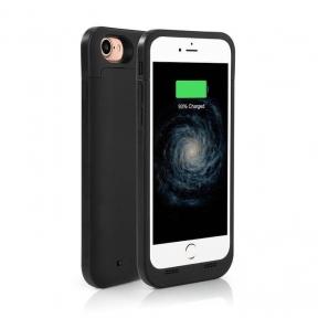Чехол зарядное для iPhone 7/8 Charge Case 4.7 -4500 Mah Black