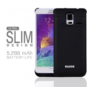 Чехол Батарея Samsung Note 4. Battery 5200 Mah