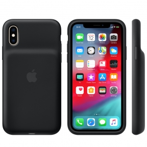 Чехол-аккумулятор Apple Smart Battery Case Black для iPhone XS