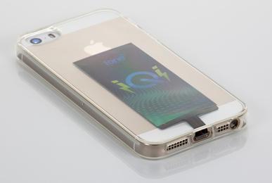 Комплект Платформа И Карта Qi - Ресивер Для Iphone 5/6/6Plus
