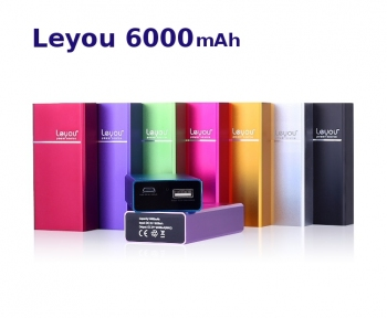 Leyou Power Bank 6000 Mah