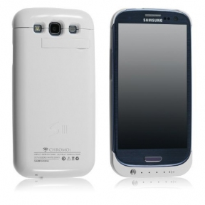 Кейс С Батареей Для Samsung Galaxy S3 (3200 Мач)