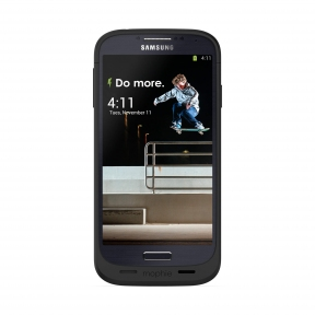 Чехол Зарядка Mophie Juice Pack Samsung Galaxy S4 Black (2300 Мач)