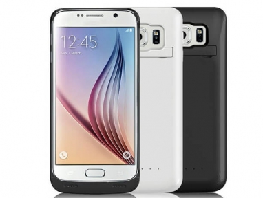 Чехол Батарея Для Samsung Galaxy S7