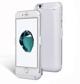 Чехол Зарядка Для Айфон 7 ( White ) -7000Mah Battery Case Apple