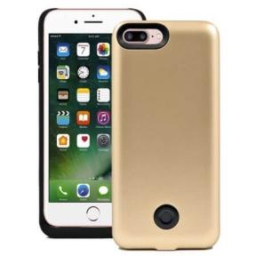 Чехол Аккумулятор Iphone 7 Plus 9000 Мач - Power Pack (Gold)