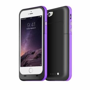 Чехол-Зарядка External Juice Pack Для Iphone 6 Фиолетовый (3800Mah)