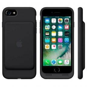 Чехол Батарея Smart Battery Case Для Iphone 7- Black