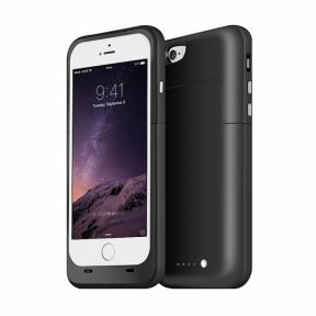 Кейс Зарядка External Juice Pack Plus Для Iphone 6 / 6S Черный (3800Mah)
