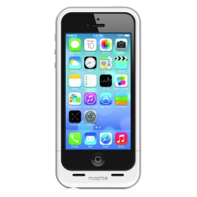 Mophie Juice Pack Air Для Iphone 5 (1700Mah) White