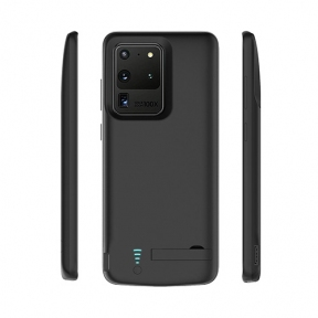 Чехол аккумулятор для Samsung Galaxy S20 Ultra black