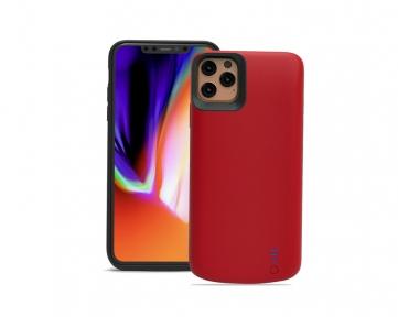 Чехол батарея Power Case для iPhone 11 Pro Max - 6000mAh красный