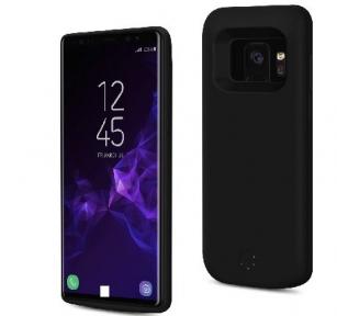 Чехол - Батарея Для Samsung S9 5000 Mah Black