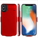 Чехол Батарея Для Iphone 10/ Iphone X Red